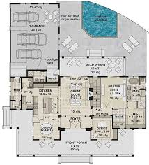 misty falls house plan two story
