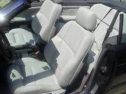 bmw 3 series e36 convertible leather