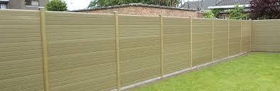 Plastic Garden Fencing Glasgow Pvc Fence Panels Glasgow Vinyl Gravel Boards And Posts