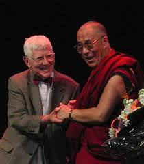 Aaron Beck, the Father of Cognitive Behavioral Therapy, and the Dalai Lama.  | Cognitive behavioral therapy, Behavioral therapy, Buddhist philosophy