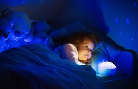 Are You Afraid Of The Dark The Pros And Cons Of Using A Nightlight For Kids