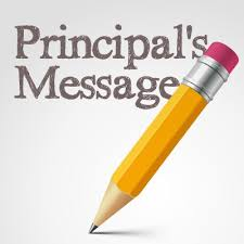 Principal's Message | St. Jean Elementary
