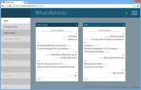 WhatsRemote accedere e operare in WhatsApp da browser pc - Linux ...