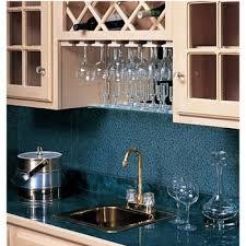 wood wine glass stemware racks