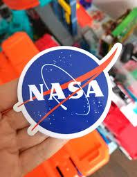 6 Nasa Logo Vinyl Decal Stickers Usa Seller Different Designs Collectibles Historical Memorabilia