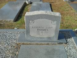 Katherine Aaron Thames (1942-1974) - Find A Grave Memorial