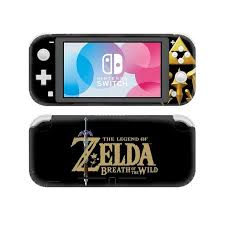 The Legend Of Zelda Nintendoswitch Skin Sticker Decal Cover For Nintendo Switch Lite Protector Nintend Switch Lite Skin Sticker Stickers Aliexpress