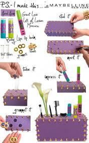 14 diy makeup organizer ideas that are