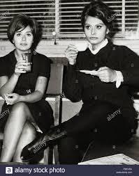 Sophia Loren con sua sorella Anna Maria Villani Scicolone ...
