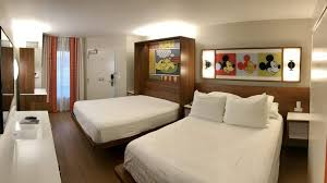 new modern style value resort rooms