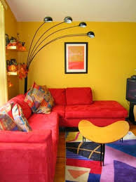bold wall paint color for a small room
