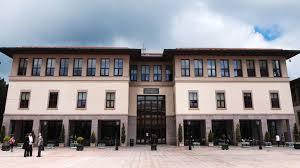Koç Üniversitesi Suna Kıraç Kütüphanesi - VKV