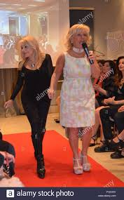 Maria Giovanna Elmi and Maridì Vicedomini during Charity Gala ...