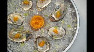 Gin Oysters on the Half-Shell Recipe ...