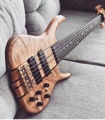 Ken Smith Bass | Custom bass guitar, Bass guitar, Bass guitar notes
