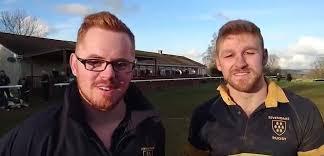 Post match reaction from Adam Bowman and Adam Field - VIDEO — Sevenoaks  Rugby