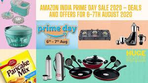 Amazon India Prime Day Sale 2020 ...