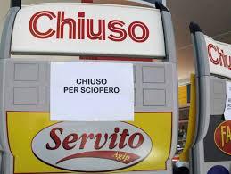 Confermato sciopero dei benzinai - InfoOggi.it - Il diritto di sapere