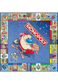 ren stimpy board game molopoly