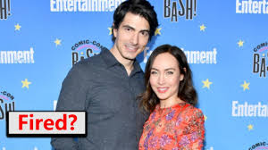 Why are Brandon Routh and Courtney Ford leaving Legends of ...