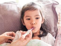 cold sores children s raising