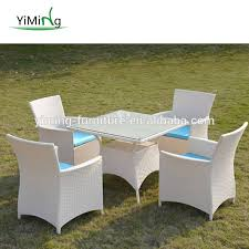 outdoor furniture white wicker chair