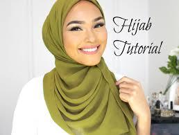 easy elegant hijab tutorial hijab