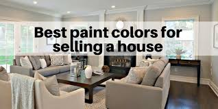 paint colors for selling your house