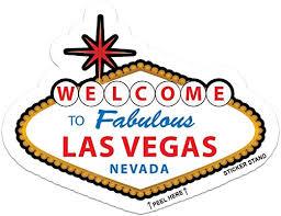 Amazon Com Las Vegas Nevada Car Bumper Sticker Decal 5 X 3 Automotive