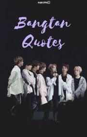 bts quotes lyrics˚✩ bts fan song ☆彡 wattpad