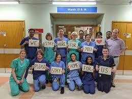 UK population urged to applaud NHS ...