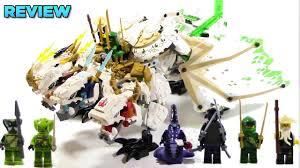 LEGO Ninjago Legacy 70679 Ultra Dragon Review - YouTube