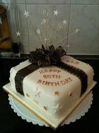 11 unique 80th birthday male cakes