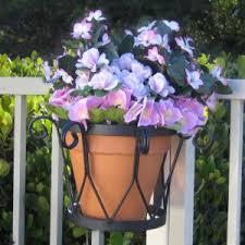 Flower Pot Holder Flower Pot Hanger Hooks Lattice
