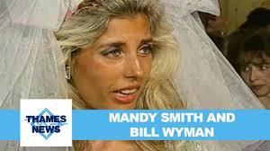 Mandy Smith and Bill Wyman | Thames News - YouTube