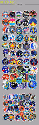 2020 Pack Of Wholesale Space Shuttle Stickers Universe Explore Space X Decal Guitar Laptop Skateboard Motor Bottle Car Decal Bulk B From Autoparts2006 2 01 Dhgate Com