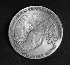 International Glaciological Society (IGS) » The Richardson Medal