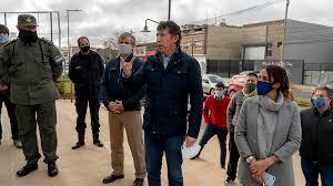 Gendarmería en La Cava: Posse y vecinos se reunieron con ...