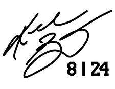 Kobe Bryant 24 La Lakers Nba Basketball Vinyl Decal Sticker Bumper Car Black For Sale Online Ebay