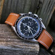 hermes watch strap band on the omega