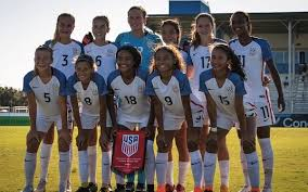 Concacaf U-15 Girls Championship: USA routs Jamaica in opener 08 ...