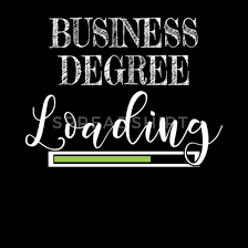 gift business degree tote bag