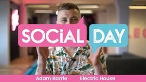 Adam Barrie #SocialDay20 Electric House on Vimeo