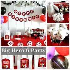 Adrian S Big Hero 6 Party Temas Para Fiestas Fiesta Cumpleanos