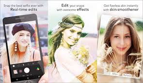 beauty selfie camera apps for android