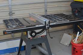 Table Saw Fence Upgrade Power Tools Wood Talk Online