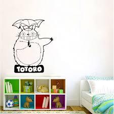 My Neighbor Totoro Vinyl Wall Art Decal