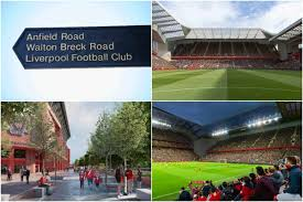 how anfield will change as liverpool