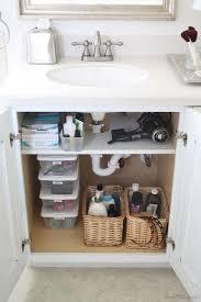 bathroom organization s