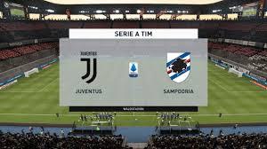 Juventus vs Sampdoria   Serie A TIM 26 July 2020 Prediction - YouTube